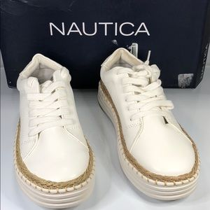 NWT Nautica Lace-up Sneakers Women's Shoes 6.5 M